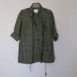 Bar III Army Green Jacket